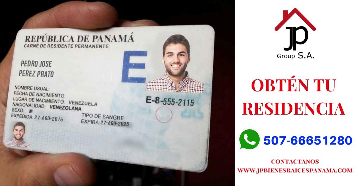 Cómo obtener permiso de residencia en Panamá